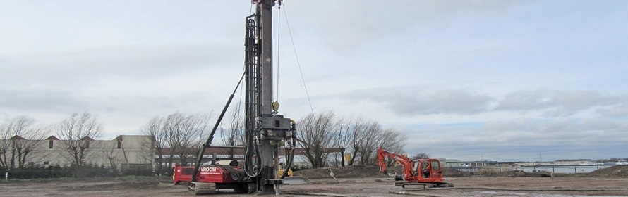 Woltman Hydraulic Piling and Drilling Rigs
