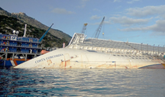 Dawson UK And ICE USA – Salvaging The Costa Concordia
